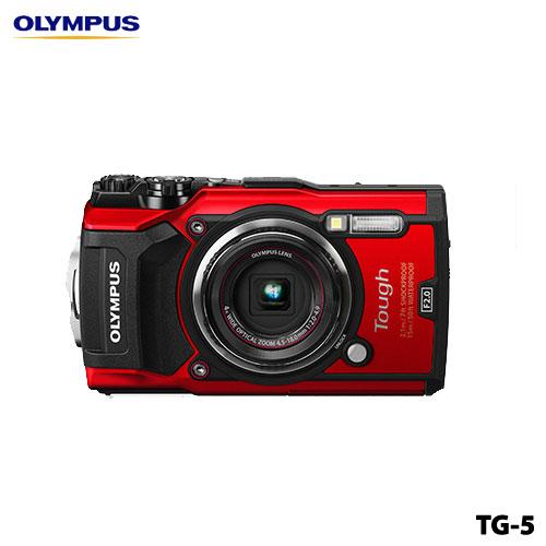 OLYMPUS Tough TG-5 RED レッド