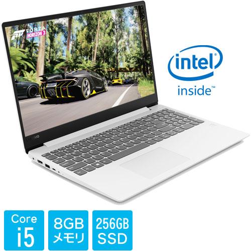 【送料無料】81F500K1JP [ideapad 330S(i5/8G/SSD256G/FHD/White)]