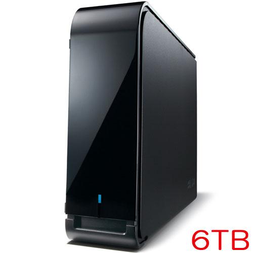 バッファロー DriveStation HD-LX6.0U3D [HW暗号機能 USB3.0用外付HDD 6TB]