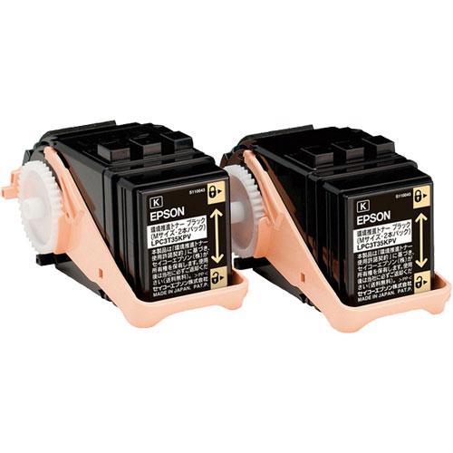 エプソン LPC3T35KPV [LP-S6160用 Vトナー/ブラック/Mサイズ×2]