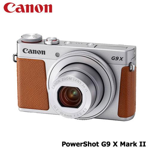 PowerShot G9 X Mark II(SL)