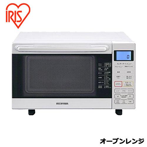 アイリスオーヤマ MO-F1801 [オーブンレンジ 18L フラットテーブル]