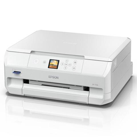 EP-711A [A4 IJプリンター/多機能/Wi-Fi/1.44型]
