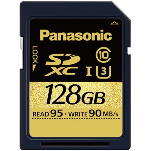 RP-SDUC128JK [128GB SDXC UHS-I メモリーカード]