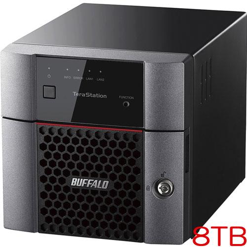 バッファロー 8TB] TeraStation TS3210DN TeraStation TS3210DN0802 [小規模オフィス・SOHO向2ドライブNAS TS3210DN0802 8TB], 春日村:6bccda98 --- vampireforum.net