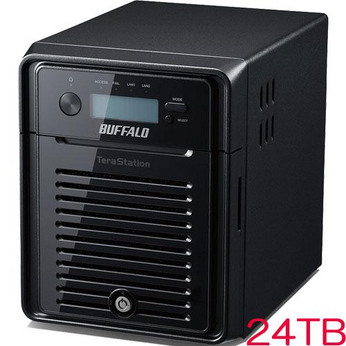 バッファロー WSH5411DN24W6 [TeraStation WSS HR WSS2016 WE NAS 24TB]