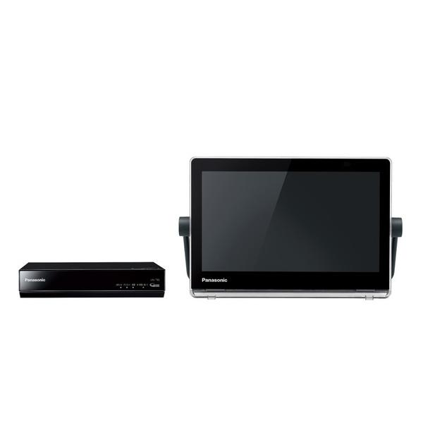 プライベートVIERA UN-10T8-K [HDDレコ付ポータブルデジタルテレビ 10V型 (ブラック)]