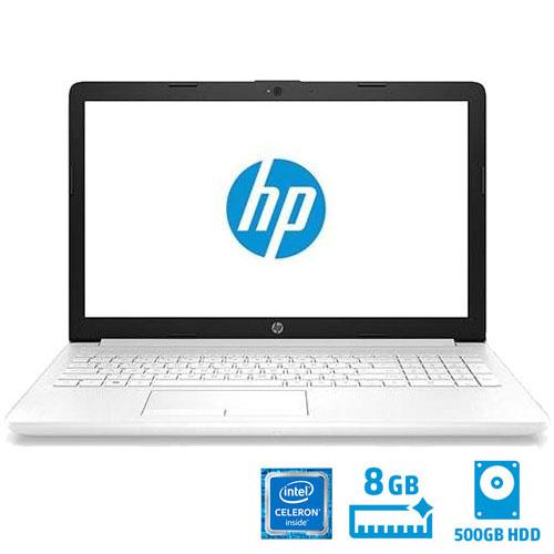 4QM58PA-AAAA [HP 15-da G1モデル(Celeron 8GB 500GB DSM 15.6 W10H64)]