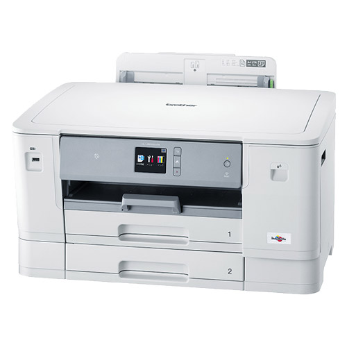 PRIVIO HL-J6000CDW [A3インクジェットプリンター/LAN/2段トレイ/両面]