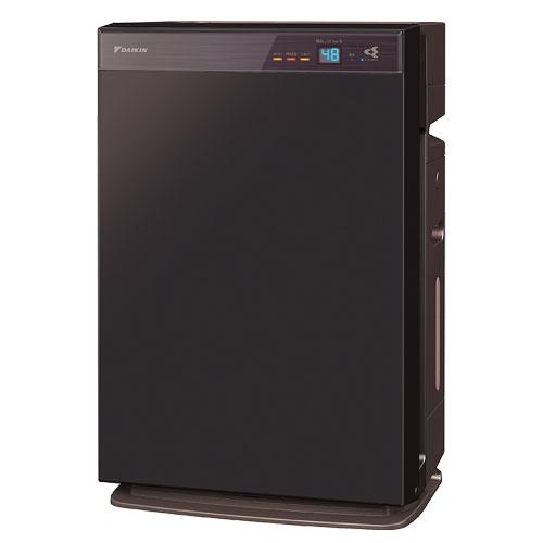 ダイキン MCK70V-T [加湿ストリーマ空気清浄機 (ビターブラウン)]