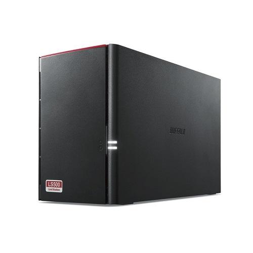 バッファロー LinkStation LS520D0602G [リンクステーション RAID機能 ネットワークHDD 高速 6TB]