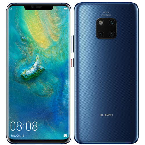 Mate 20 Pro/Midnight Blue/51093BPK