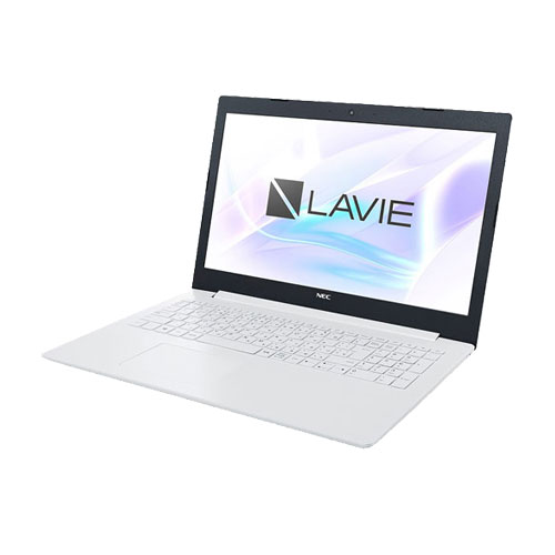 NEC PC-SN11FJRDD-D [LAVIE Smart NS(Cel-N4000 4GB 500GB DVD 15.6 WXGA Win10 H&B2016 WH)]