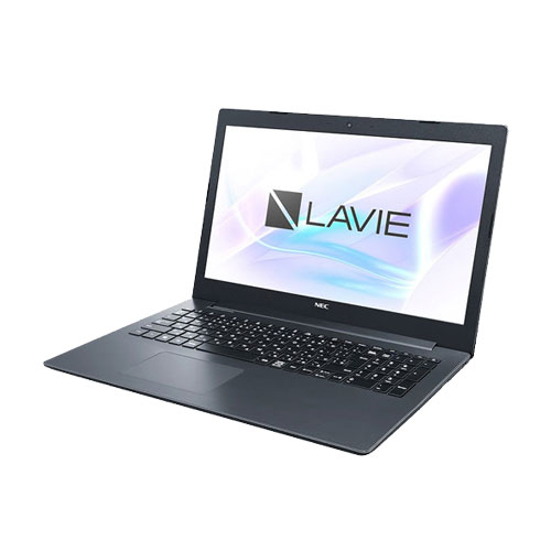 NEC PC-SN11FLRDD-D [LAVIE Smart NS(Cel-N4000 4GB 500GB DVD 15.6 WXGA Win10 H&B2016 BK)]