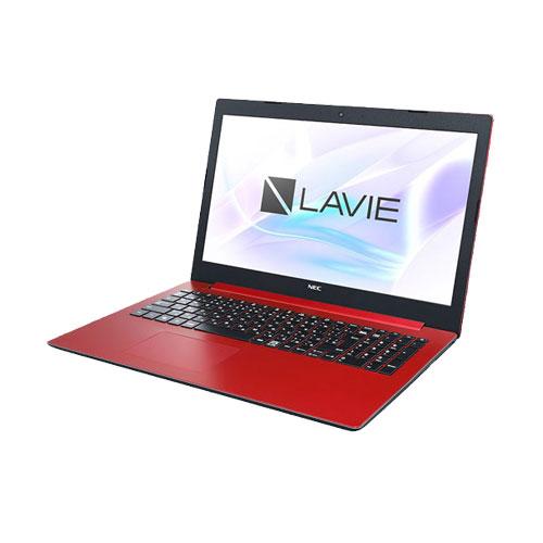NEC PC-SN11FNRDD-D [LAVIE Smart NS(Cel-N4000 4GB 500GB DVD 15.6 WXGA Win10 H&B2016 RD)]
