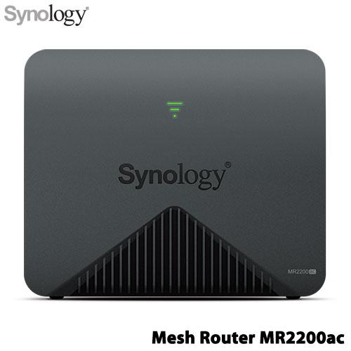 Synology MR2200ac [メッシュWi-Fi対応 トライバンドWi-Fiルーター 11a/b/g/n/ac 2年保証]