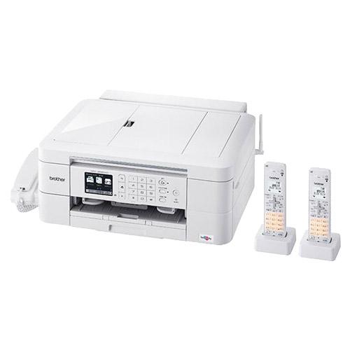 PRIVIO MFC-J998DWN [A4IJ複合機/FAX/受話器/子機2/有線・無線LAN]