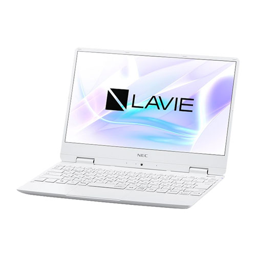 NEC PC-NM550MAW [LAVIE Note Mobile - NM550 MAW パールホワイト]