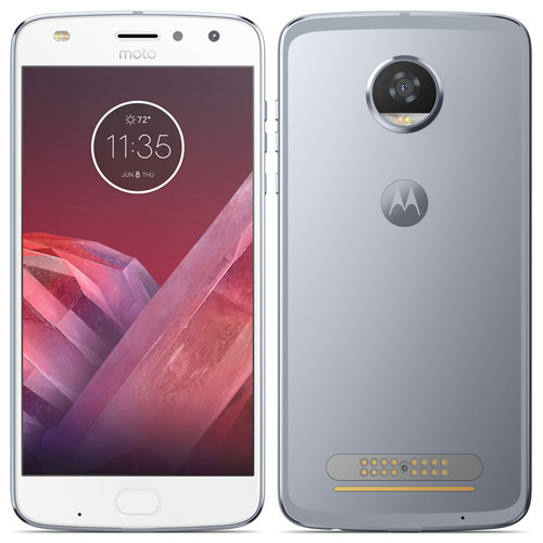 モトローラ AP3835AD1J4 [Moto Z2 Play(Snapdragon626/4GB/64GB/5.5/And7.1/ニンバス)]