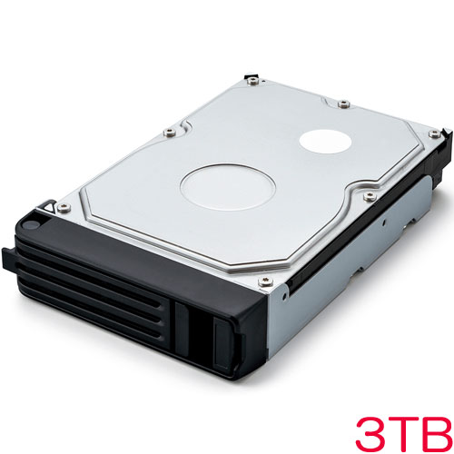 バッファロー OP-HD3.0WR [テラステーション 5000WR WD Redモデル用オプション 交換用 HDD 3TB]