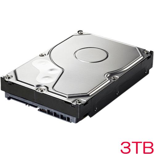 バッファロー OP-HD3.0WH [HD-WHU3/R1シリーズ用オプション 交換HDD 3TB]