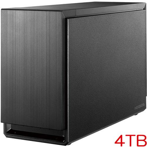 アイオーデータ HDS2-UTX HDS2-UTX4.0 [USB3.0/eSATA 2ドライブ 外付HDD(RAID) 4TB]