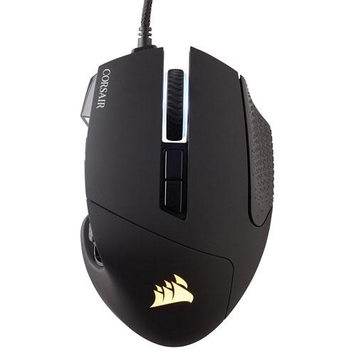コルセア CH-9304111-AP [MOBA/MMO ゲーミングマウス Scimitar PRO RGB ブラック]