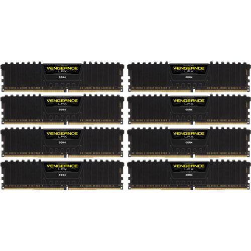 コルセア CMK64GX4M8X4200C19 [Vengeance LPX DDR4 PC4-33600 (4200MHz) 8GB 8枚組]