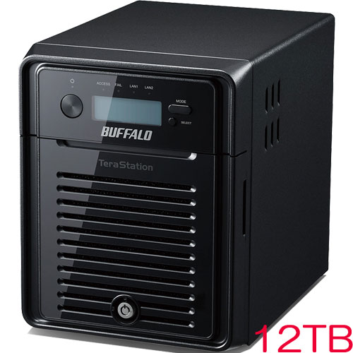バッファロー WSH5411DN12W6 [TeraStation WSS HR WSS2016 WE NAS 12TB]