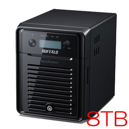 バッファロー WSH5411DN08S6 [TeraStation WSS HR WSS2016 SE NAS 8TB]