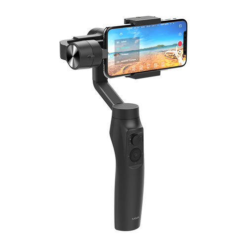 Gudsen Technology MOZA Mini-MI [スマートフォン用 ハンドヘルドジンバル 3軸スタビライザー ワイヤレス充電対応]