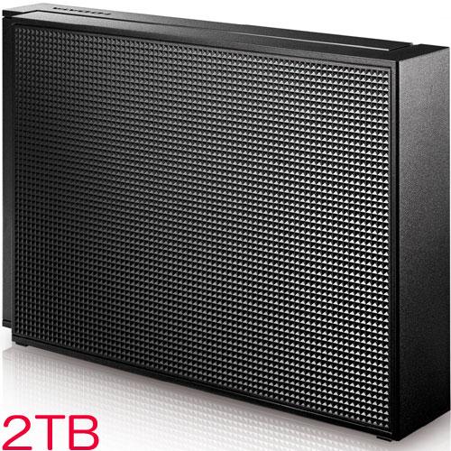 アイオーデータ HDCZ-UTC HDCZ-UT2KC [USB3.1 Gen1対応 外付HDD 2TB ブラック]