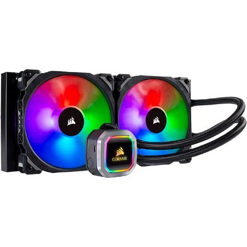 コルセア CW-9060038-WW [水冷一体型CPUクーラー Hydro Series H115i RGB PLATINUM 280mmサイズラジエータ]