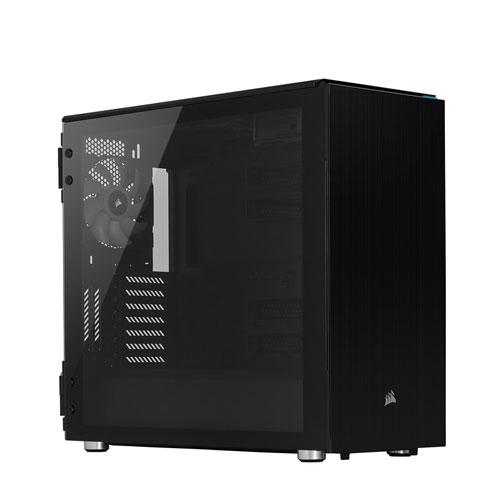 コルセア CC-9011167-WW [E-ATX ミドルタワーケース Carbide Series 678C Black]