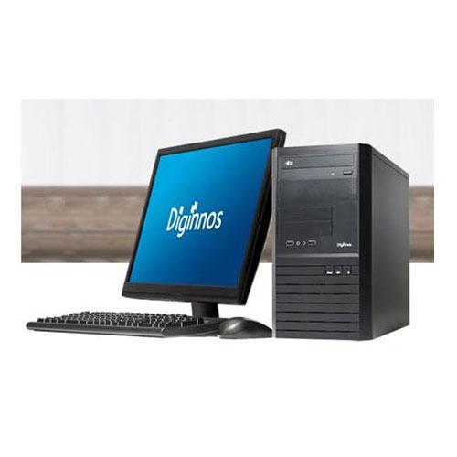 サードウェーブデジノス Magnate IE Pro[Core i3-8100、4GB、1TB、DSM、Win10Pro64 ]