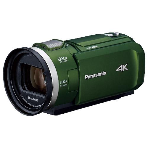 HC-VZX2M-G [デジタル4Kビデオカメラ (グリーン)]