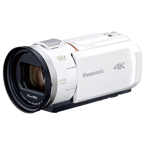 HC-VZX2M-W [デジタル4Kビデオカメラ (ホワイト)]