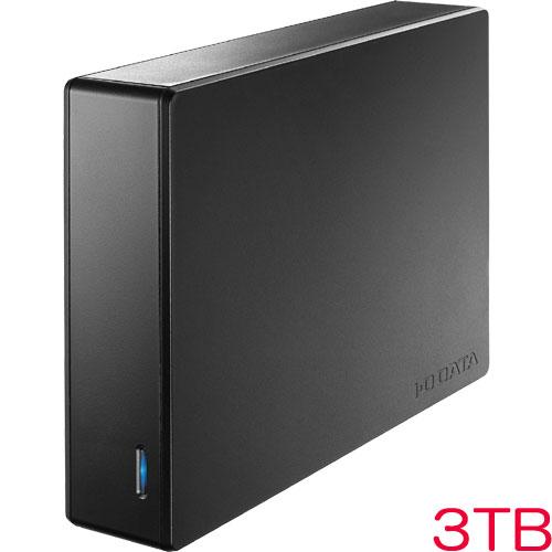 アイオーデータ HDJA-UTW/LD HDJA-UT3W/LD [USB3.1 Gen1 外付HDD(長期保証&保守) 3TB]