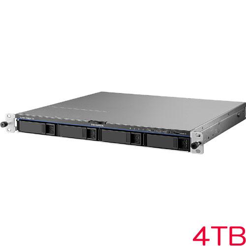 アイオーデータ HDL4-X-U HDL4-X4-U [Linuxベース法人向け4ドライブラックマウントNAS 4TB]