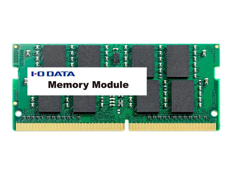 アイオーデータ SDZ2133-R SDZ2133-8GR [PC4-2133(DDR4-2133)ノート用メモリー 8GB]