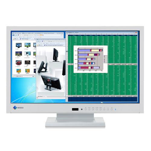 ナナオ(EIZO) FlexScan EV2116W-AGY [21.5型カラー液晶モニター EV2116W-A セレーングレイ]