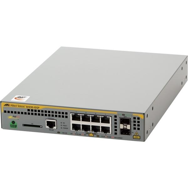 アライドテレシス Secure HUB 3524R [AT-SH230-10GP PoEスイッチ]