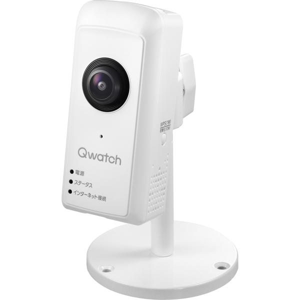 アイオーデータ TS-WRFE TS-WRFE [180度パノラマビュー対応ネットワークカメラ「Qwatch」]