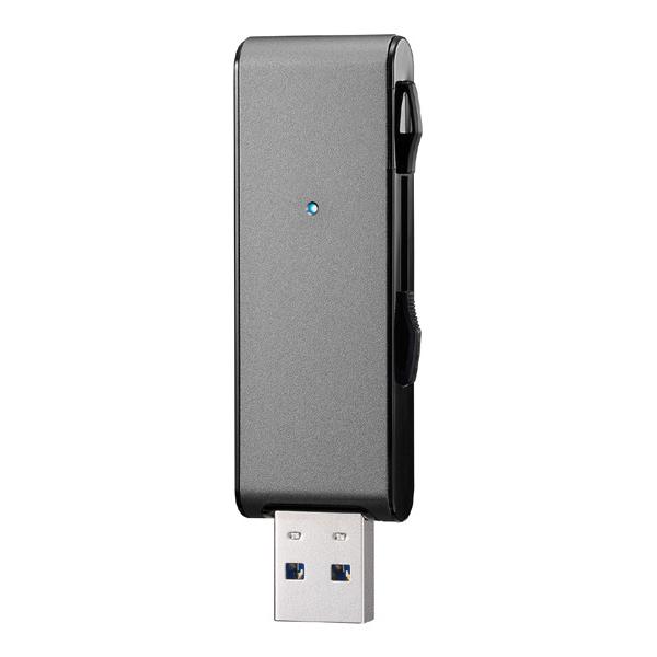 アイオーデータ U3-MAX2 U3-MAX2/256K [USB3.1 Gen1対応 USBメモリー 256GB ブラック]