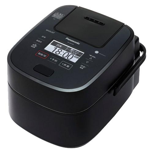 SR-VSX109-K [スチーム&可変圧力IHジャー炊飯器 1.0L (ブラック)]