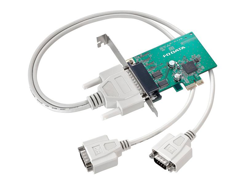 アイオーデータ RSA-EXP2 RSA-EXP2P2 [RS-232C拡張インターフェイスボード 2ポート]