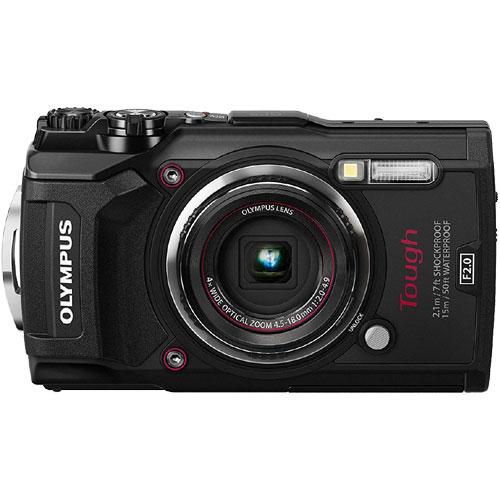 2021年最新入荷 TG-6 BLK [デジタルカメラ Tough BLK TG-6 Tough TG-6 (ブラック)], ハッピーライフ通販:6a59af99 --- beautyflurry.com
