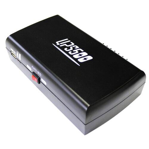 ベセトジャパン UPS500 [バックアップ電源 ドライブレコーダー用バッテリー 10400mA 12/24V]