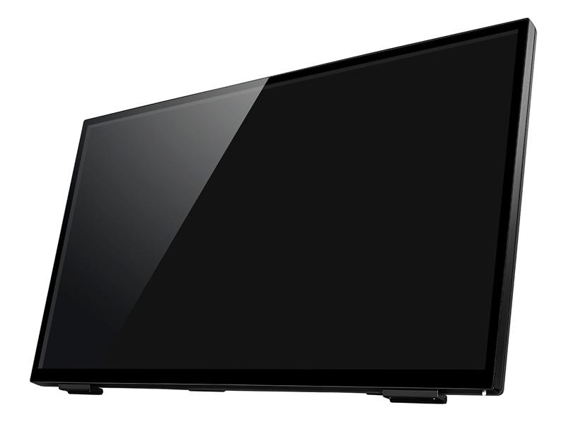 アイオーデータ LCD-MF241FVB-T LCD-MF241FVB-T [「5年保証」10点マルチタッチ23.8型ワイドディスプレイ]