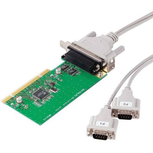 アイオーデータ RSA-PCIL/P2R [RS-232C 2ポート拡張インターフェイスボード RoHS指令対応]